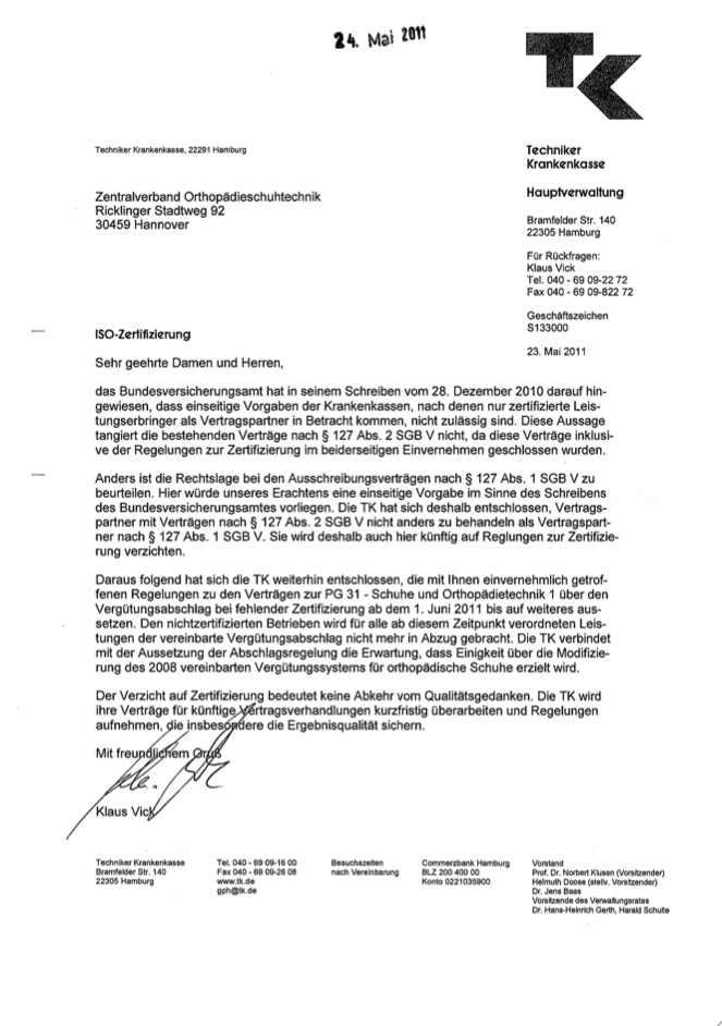 Zertifizierung Die Front Der Krankenkassen Bröckelt