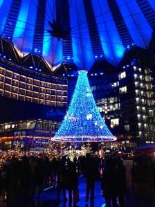 Sony Center am Potsdamer Platz © Stefan Scherer